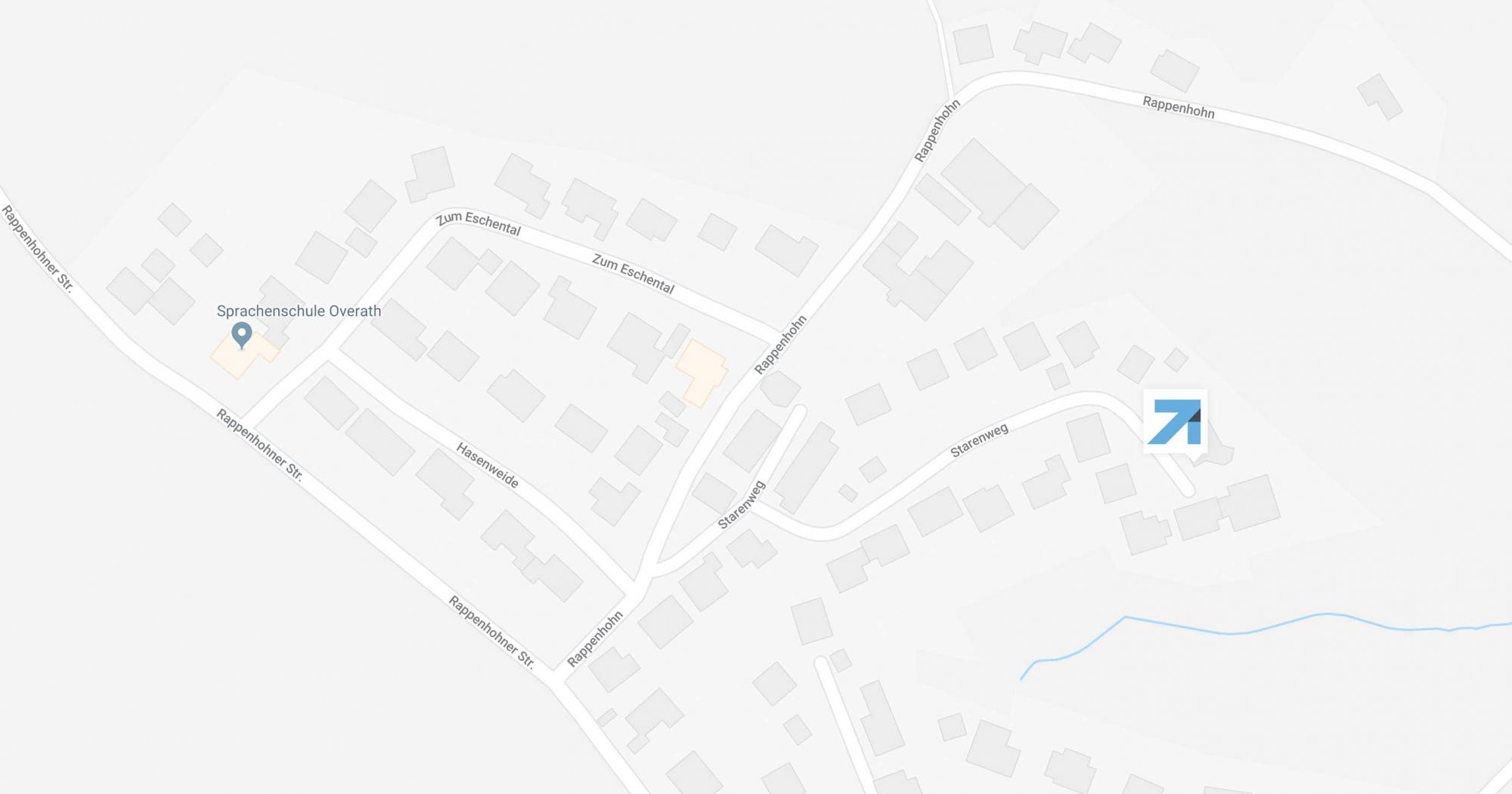 olzem-google-maps-starenweg